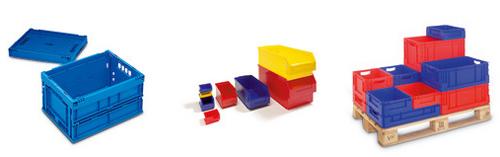 cajas plegables cajas de transporte de pl stico