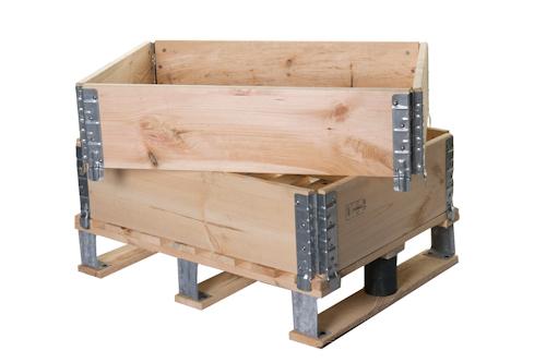 M dulos de madera con tratamiento ispm15 abc pack for Caja madera con tapa