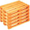 Palet de fibra de madera prensada