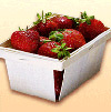 Envase que prolonga la vida útil de las fresas.