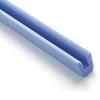 Perfil espuma de polietileno forma tubular