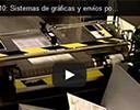 Impresora Videojet 4210: Sistemas de gráficas y envíos postales
