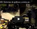 Videojet 4320: Sistemas de gráficas y envíos postales