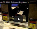 Videojet serie BX 6000: Sistemas de gráficas y envíos postales