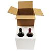 Caja para 4 botellas de vino o cava1