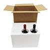Caja para 6 botellas de vino o cava1