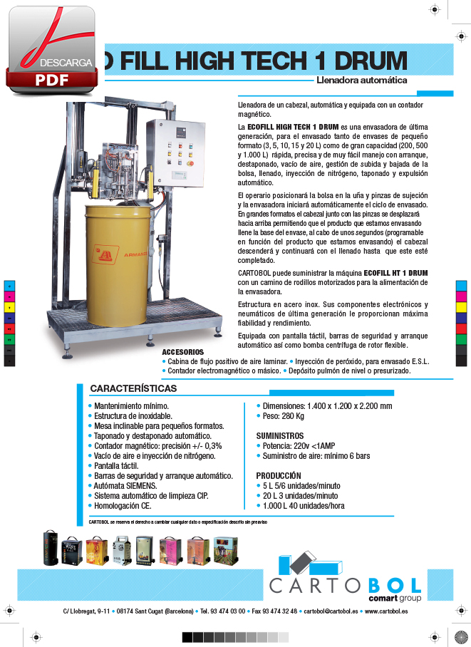 ecofill hightech 1 drum copia