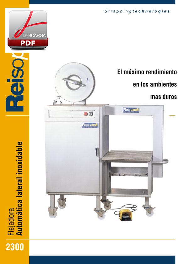 Flejadora-automatica-lateral-inox-2300