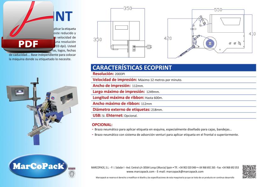 Impresora-ECOPRINT-ES