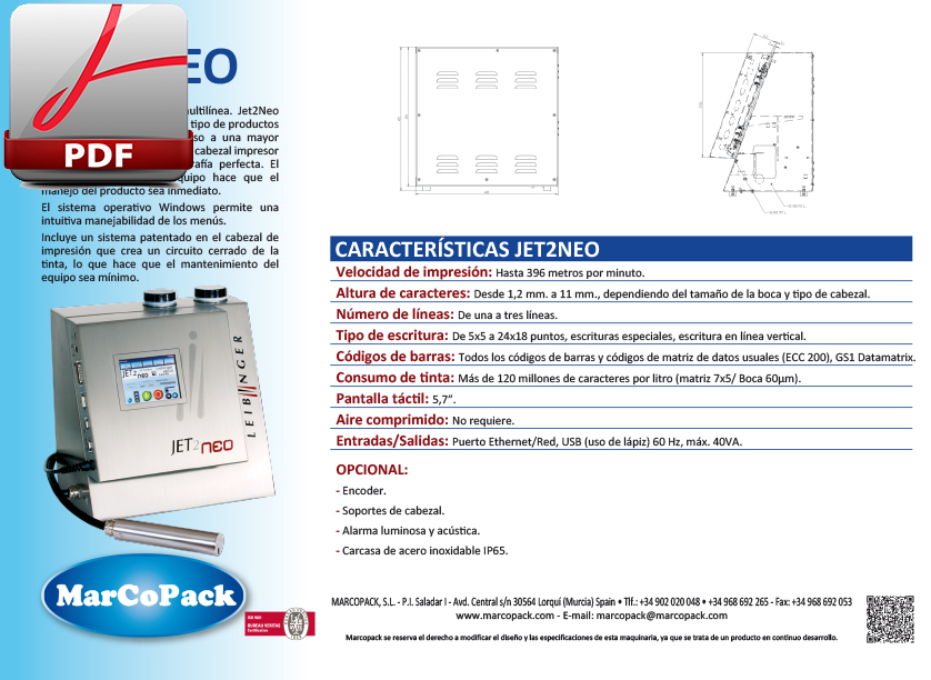 Impresora-Jet2Neo-ES