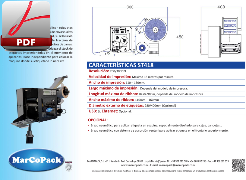 impresora-etiquetadora-ST-418-ES