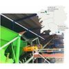 La planta de recuperación de vidrio de Areosa incrementará, en un 80 por ciento, el reciclaje de este material en Galicia