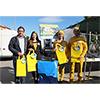 El Ayuntamiento de Los Alcázares y Ecoembes llevan el reciclaje al mercado