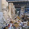 La tasa de reciclaje de papel y cartón en España creció el año pasado hasta el 84,5%