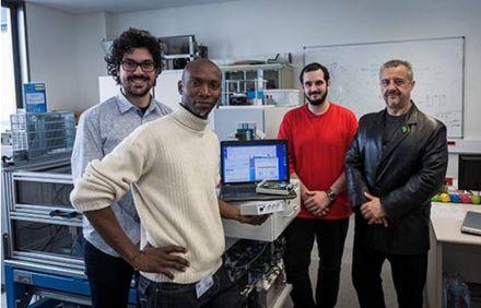 detectar averias de la maquinaria industrial por el sonido