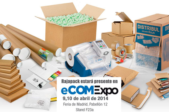 rajapack eCOMExpo_Int