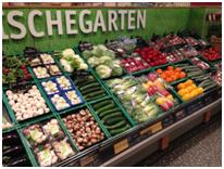 La apariencia de los productos que se presentan con el Eye-Catcher es mucho mejor y además incluso cuando ya quedan pocas unidades el consumidor ve un estante lleno de alimentos.