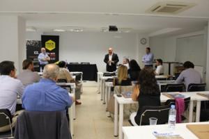 La Fundación Icil e Hispack en la presentación dos casos de éxito de packaging.