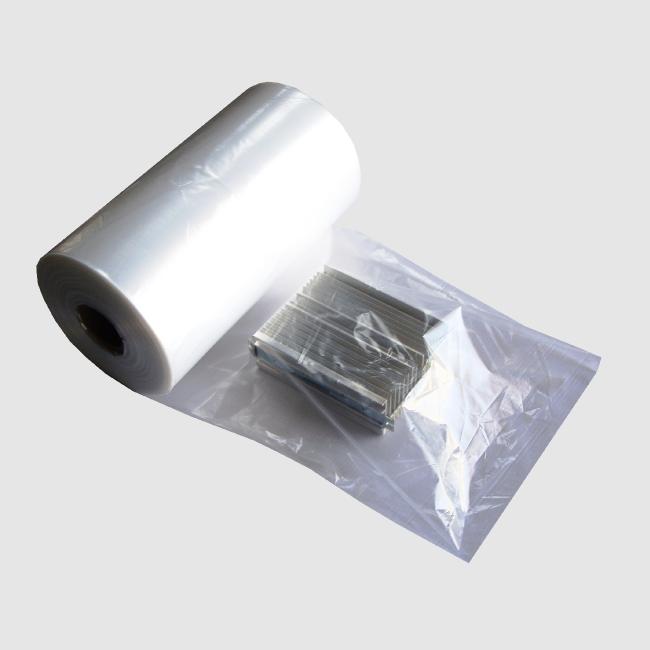 Funda de polietileno retr ctil en tubo para uso industrial - Tubo de polietileno ...