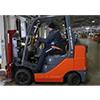 La facturación en el sector de la logística y transporte aumenta un 3,8% en abril