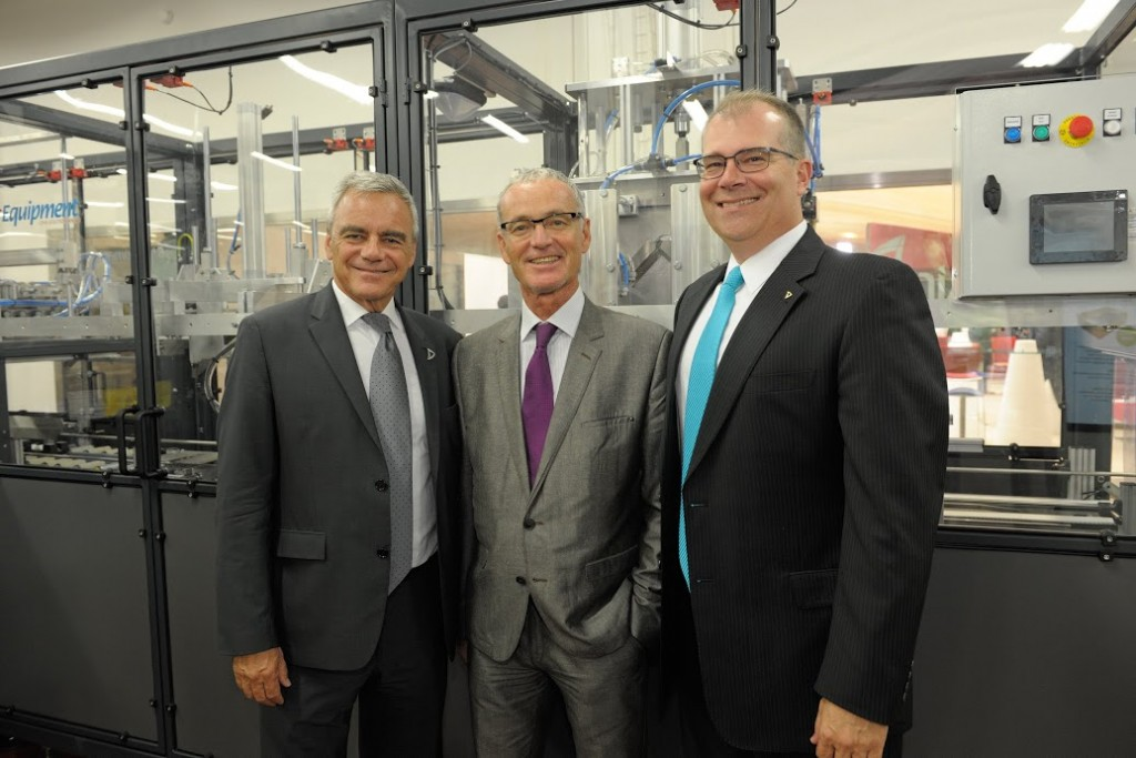 Jerome Peribere - President and CEO, Sealed Air; Christian Esnault - Che...