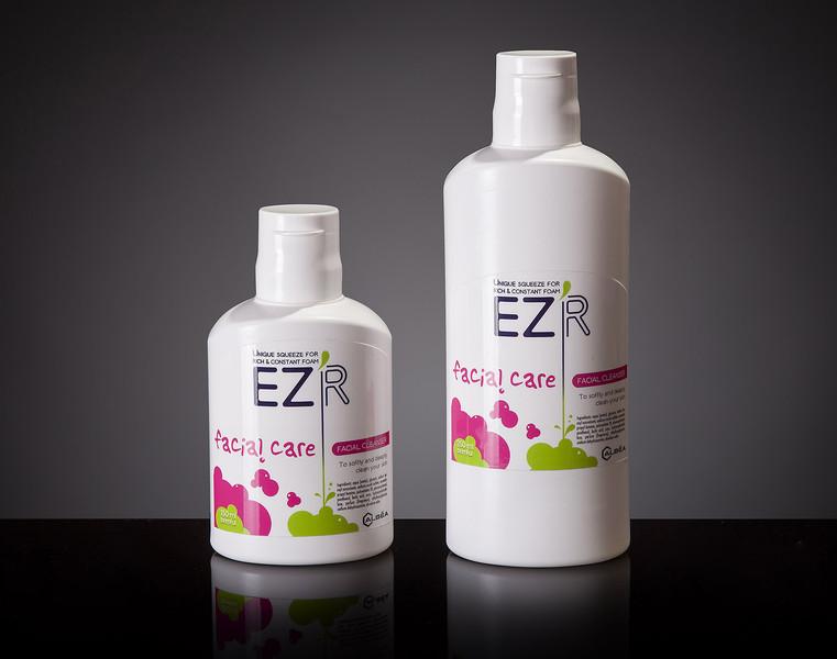 EZ'R Squeeze Foamer de Albéa, packaging inteligente que produce espuma constante