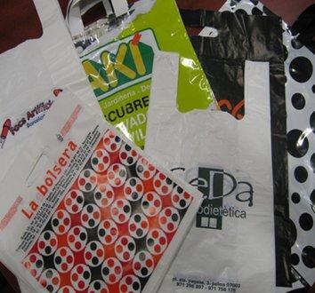 bolsas de plástico varios modelos