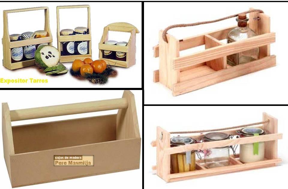empresa - Cajas De Madera Fruta