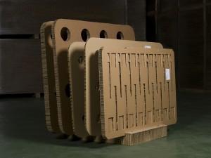 Hexapanel plancha nido de abeja Acondicionamiento