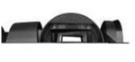 Las horquillas de la carretilla elevadora se introducen con seguridad por las cuatro cavidades laterales, lo que garantiza que durante la manipulación no se dañen los sacos para mercancías a granel.
