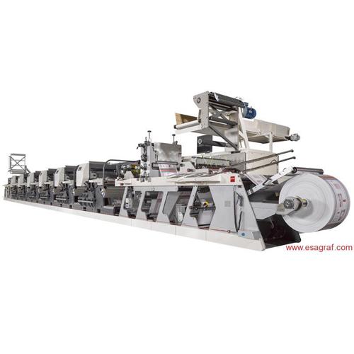 Impresora Nilpeter MO 5