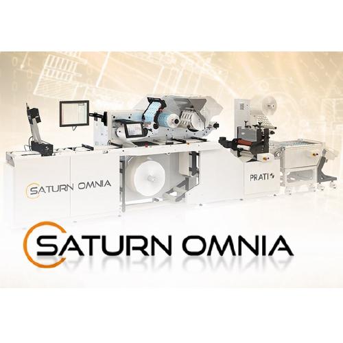 Troqueladora Prati Saturn Omnia