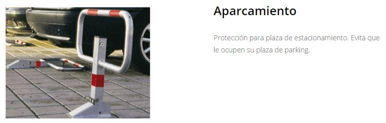 Seguridad X-SECURE Circulación aparcamiento