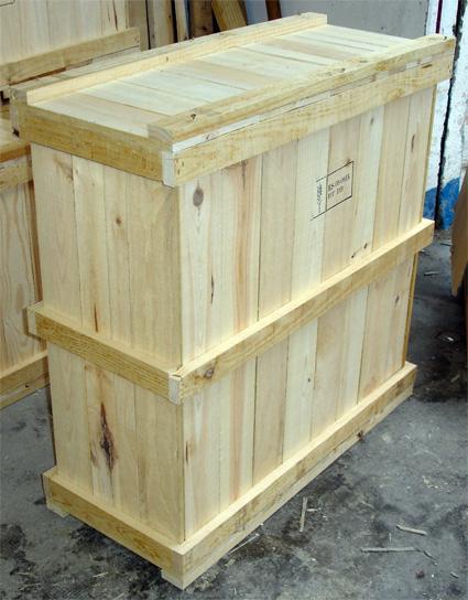 Embalajes de madera y cajas de madera a medida abc pack - Cajas de madera barcelona ...