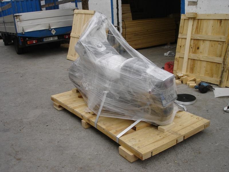 Embalajes de madera y cajas de madera a medida abc pack - Caja madera con ruedas ...