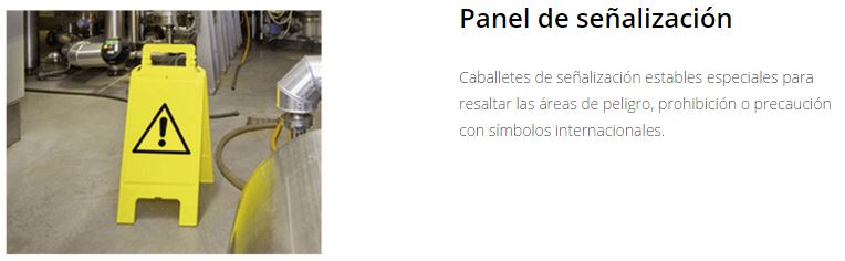 Seguridad X-SECURE Circulación panel