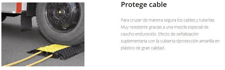 Seguridad X-SECURE Circulación protege cables