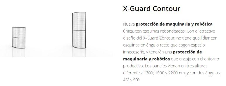 x-guard contour