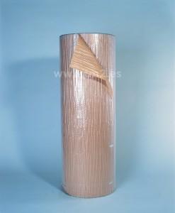 papel kraft con burbuja tm2