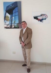 Don José Roda. Director General de Vidmar Group.