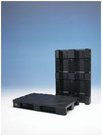 La resistencia de la superficie del palet Hygienic E7.3 de Cabka-IPS puede adaptarse a las necesidades individuales de los clientes.