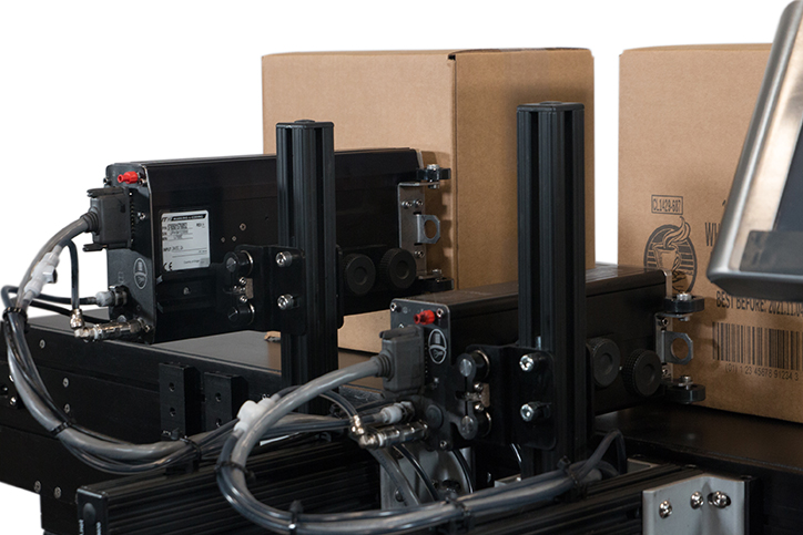 Impresora cajas