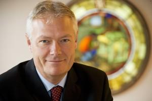 Jakob Landberg, director de ventas y márketing de Nilpeter