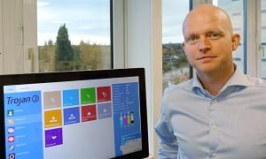 Mikkel Wichman, CEO Trojanlabel