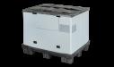 Gracias a su fabricación mediante moldeo por inyección, el CabCube sorprende por su robustez, precisión dimensional y gran durabilidad.