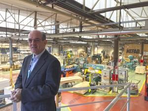 Arturo Diaz Marcos_fabrica Nefab Espana