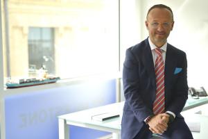 Foto David Olmos, Director de Desarrollo de Negocios de Milestone Logistics