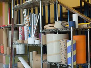 Tubos de carton para la Industria del plastico y laminados