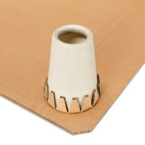 Palet de cartón ondulado