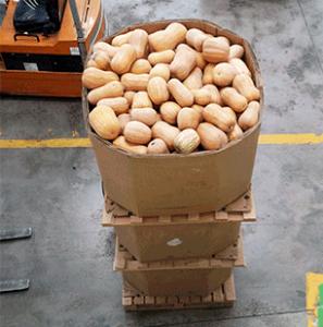 Embalajes para frutas de gran calibre